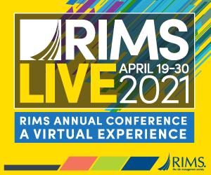 RIMS Live Banner